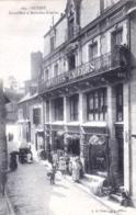 23 - Creuse - GUERET - Grand Rue Et Nouvelles Galeries - Guéret