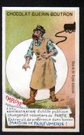 Chomo Guerin Boutron, Sujets Annonces, Employé Appartenant à Une Administration, Maison De Parfumerie - Guérin-Boutron