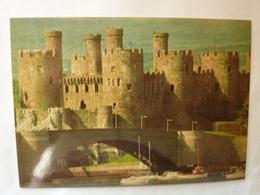 Conwy Castle, Gwynedd. River View - Autres