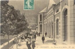 CPA - CAUTERETS - LES THERMES DE LA RAILLERE - Cauterets