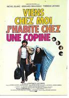 CPM - Editions F Nugeron  - E 165 - VIENS CHEZ MOI J'HABITE CHEZ UNE COPINE - Posters On Cards