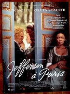 Aff Cine Orig JEFFERSON A PARIS 1995 J.Ivory Greta Scacchi Nick Nolte 60X40 - Plakate & Poster