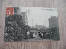 CPA 59 Nord Lille Section De Saint Maurice Et La Madeleine Lez Lille Chemin Des Lilas Un Vue De La Guinguette - Lille