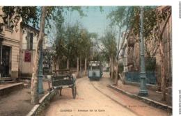 CAGNES - Avenue De La Gare - Cagnes-sur-Mer
