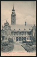 MECHELEN  ECOLE DE MUSIQUE ANCIEN HOTEL DE BUSLEYDEN   -   A.SUGG 23 N / 20 - Malines