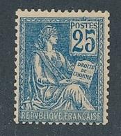 DE-64: FRANCE: Lot Avec  N°118*(* Propre) - 1900-02 Mouchon
