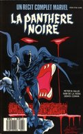 RECIT COMPLET MARVEL RCM T 21 BE SEMIC 02/1989 La Panthère Noire (BI3) - Lug & Semic