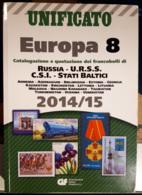 Catalogo Unificato Europa 8 - 2014/15 - Cataloghi