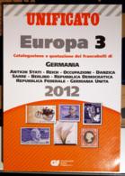 Catalogo Unificato Europa 3 - 2012 - Postzegelcatalogus