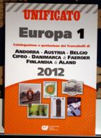 Catalogo Unificato Europa 1 - 2012 - Postzegelcatalogus