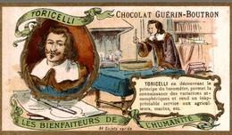 CHOCOLAT GUERIN BOUTRON  TORICELLI - Guerin Boutron