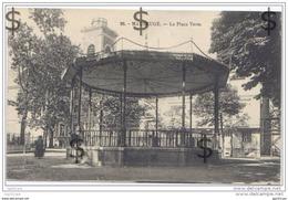 59 Maubeuge Place Verte (kiosque, Animée P Plan) - Maubeuge