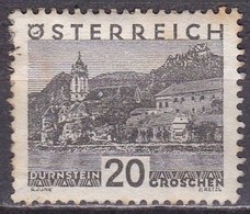 Osterreich / Austria 1929 Dürnstein 20 G Grau Mi 503 Mit Falz - 1918-1945 1ste Republiek