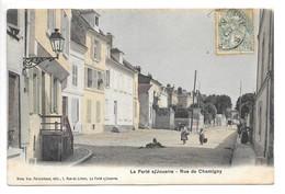 Cpa...La Ferté-sous-Jouarre ...rue De Chamigny...animée.....1906.. - La Ferte Sous Jouarre