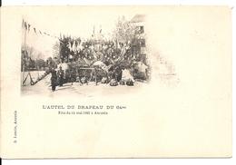 FETE DU 12 MAI 1901. AUTEL DU DRAPEAU - Ancenis