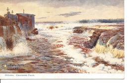 Chaudière Falls, Ottawa, Ontario, Raphael Tuck, Oilette, Unused (8571) - Ottawa
