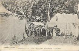 Cirque RANCY à Compiégne Au Rond Royal - Entr'acte - Zirkus