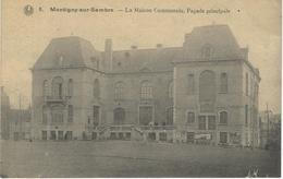 8. MONTIGNY-SUR-SAMBRE : La Maison Communale - Façade Principale - Charleroi