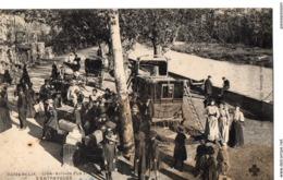1154 - Arrivée D'un Train Bonde à ENTRAYGUES - France