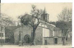 LA ROQUEBRUSSANNE ( VAR )    L 'EGLISE - La Roquebrussanne