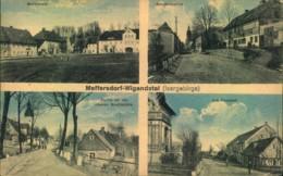 1926, MEFFERSDORF-WIGANDSTAL Im Isergebirge. 4-Bild Karte Gelaufen, I- - Sudeten