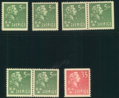 1940, Bellman Complete Issue With Both Pairs Mnh - Mi-Nr. 277/278 (150,-) - Sin Clasificación