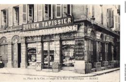 RODEZ - 10, Place De La Cité, à L'angle De La Rue De L'Embergue - Rodez