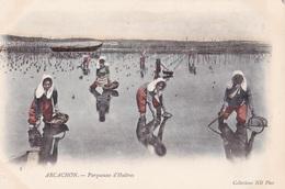 ARCACHON - Parqueuses D'Huîtres - Arcachon