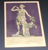 Diane  ::::: Carte Contre La Lumière Du Jour  ------------- 515 - Tegenlichtkaarten, Hold To Light