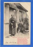 18 CHER - JOUET, Ancien Nivernais, Fileuse Au Fuseau - Francia