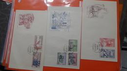 Lot De 52 Enveloppes 1er Jour De Tchécoslovaquie. A Saisir !!! - Francobolli