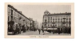Pologne: Varsovie, Place Alexandra (19-2435) - Polonia