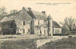 14* STE HONORINE SUR MER Chateau De Villiers - France