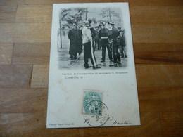 54 - Luneville,souvenir De L Inauguration Du Monument E Erckmann Militaria - Luneville
