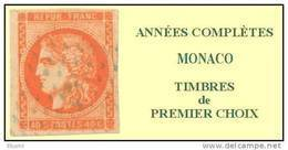 Monaco, Année Complète 2007, N° 2588 à N° 2603** Y Et T - Monaco
