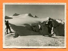 LAC207, Vorabgletscher, 204, Ski, Skieur, J. Geiger, GF, Non Circulée - GR Graubünden