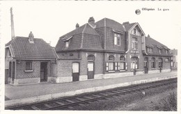 120 GARES Ollignies La Gare - Stations Without Trains