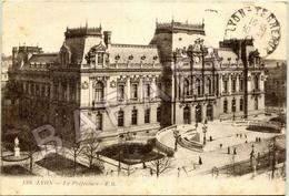 Lyon (69) - La Préfecture (Circulé En 1920) - Lyon