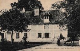 [14] BRANVILLE Par Annebault (Calvados) Ferme De La Montagne âne Et Vélo - Autres Communes