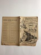 Partition Musicale : Le Dernier Soupir De Panama Devant Les Tribunaux Dessin De Mascaron- - Partitions Musicales Anciennes