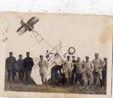 VERZY LE 25/09/1915 ACCIDENT D'AVION (PHOTOGRAPHIE) - Verzy