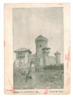 RO 69 - 9065 BUCURESTI, Romania, Expozitia Gen. Tepes Tower - Old Postcard - Unused - 1906 - Roumanie