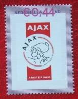 Persoonlijke Postzegels Ajax (3) Soccer Football Fussbal POSTFRIS  MNH ** NEDERLAND NIEDERLANDE NETHERLANDS - Francobolli Personalizzati
