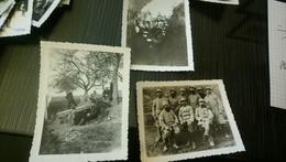 Lot De Photos De La Grande Guerre 1914 1918 - Guerra, Militari