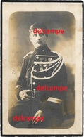 Oorlog Guerre Joseph Thielemans Grimbergen Rijkswacht Gendarmerie Police Aan Zijn Wonden Overleden Wo1 Te Oostende 1925 - Images Religieuses