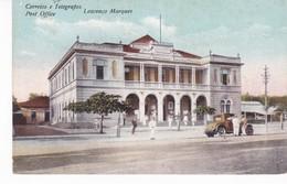 MOZAMBIQUE(LOURENCO MARQUES) POSTE - Mozambique