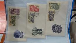 Lot De 101 Enveloppes 1er Jour De Tchécoslovaquie. A Saisir !!! - Sellos