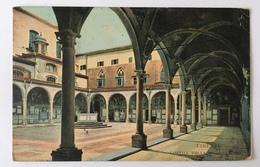 V 12011 Firenze - Cortile Della S. Annunziata - Firenze