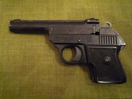 Rare Pistolet De Salon 6mm Flobert Record - Armes Neutralisées