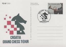 Croatia, Chess, Croatia Grand Chess Tour 2019 - Echecs